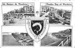 Wenduine Wenduyne - Un Bonjour Goeden Dag Uit (multi Vues) - Wenduine