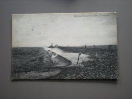 TERNEUZEN - WESTHAVENHOOFD BIJ STORM 1909 - Terneuzen