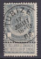 N° 53  TUBIZE - 1893-1907 Armarios