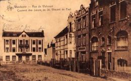Wenduine Wenduyne -  Rue De Walcourt Couvent Des Soeurs De St Vincent De Paul (Star) - Wenduine