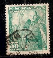 ESPAGNE       N°  767   OBLITERE - 1931-50 Usati