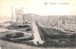 Wenduine Wenduyne -  Vue Générale (Star, Animée, Tram Tramway 1920) - Wenduine
