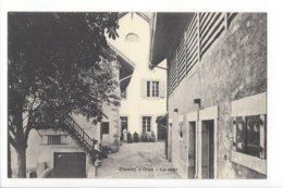 23575 - Chexbres Dézaley D'Oron La Cour Clos-des-Moines - VD Waadt
