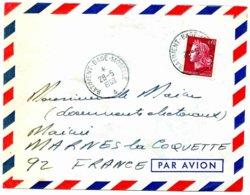"Poste Navale: Batîment '""Base Moselle""- 1969 - Posta Marittima"