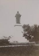 France Avignon Statue Jean Althen Ancienne Photo 1890 - Fotos