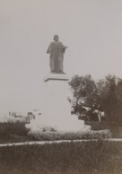 France Avignon Statue Jean Althen Ancienne Photo 1890 - Photos