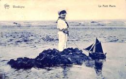 Wenduine Wenduyne -  Le Petit Marin (animée Star 1933) - Wenduine