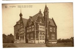 Tongerloo - Kasteel Van Baron De Trannoy / Château Du Baron De Trannoy - Uitg. A. Geerts-Berghmans - 2 Scans - Westerlo