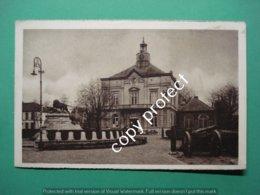 Leopoldsburg Bourg-Leopold Maison Communale Monument - Leopoldsburg