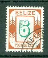 Belize: 1976   Postage Due    SG D8   5c     Used - Belize (1973-...)