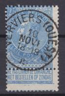 N° 60 VERVIERS OUEST - 1893-1900 Schmaler Bart