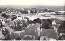 """29 - BRIGNOGAN : Vue Générale Du """" Petit Nice """" - CPSM Dentelée Noir Blanc Format CPA - Finistère - Francia"""