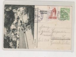YUGOSLAVIA,postal Stationery Lovran - Postal Stationery