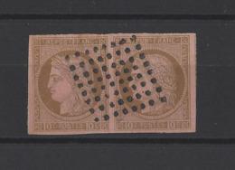 FRANCE Emisions Générales  YT  N° 18  Obl  1872 - Ceres