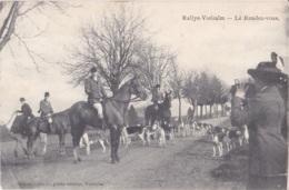 Rallye-Vielsalm Le Rendez-Vous Circulée En 1912 - Vielsalm