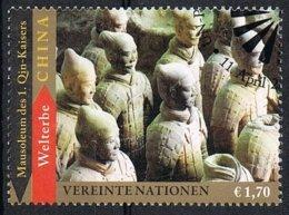 2013 - O.N.U. / UNITED NATIONS - VIENNA / WIEN - CHINA - PATRIMONIO UNESCO / UNESCO WORLD HERITAGE. USATO - Vienna – International Centre