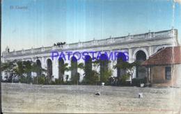 123569 PARAGUAY HELP EL CUARTEL THE BARRACKS DAMAGED POSTAL POSTCARD - Paraguay