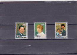 Niue Nº 358 Al 360 - Niue