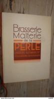 Livret Publicitaire Pour La Biere De La PERLE - Pubblicitari
