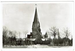 Carte Photo - Beringen - Mijnen - Kerk Van Theodardus - 1963 - Uitg. Dirix-Werck Hasselt - 2 Scans - Beringen