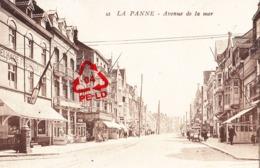 LA PANNE - Avenue De La Mer - De Panne