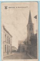Berchem : St. Willibrorduskerk - Belgien