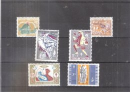 Belgium 1114/20 - Folklore - Complete Set  XX/MNH CV:12.50 € - Unused Stamps