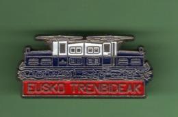 LOCOMOTIVE *** EUSKO TRENBIDEAK ***  2006 (122) - TGV