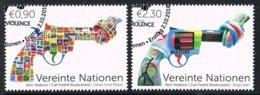 2018 - O.N.U. / UNITED NATIONS - VIENNA / WIEN - NON VIOLENZA. USATO - Vienna – International Centre