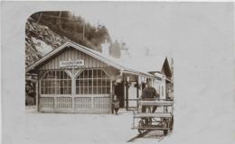 1908/10 - Puchenstuben   BAHNHOF, Gute Zustand, 2 Scan - Scheibbs