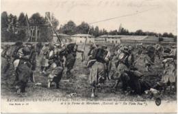 Bataille De La Marne (6, 13 Sep. 1914) Prise Des Tranchées Allemandes Du Chateau Et A La Ferme De MERCHINES(117678) - War 1914-18