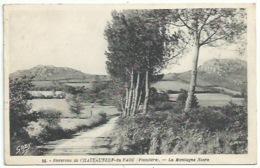 29 Chateauneuf Du Faou - La Montagne Noire - Châteauneuf-du-Faou