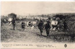 Bataille De La Marne (6, 13 Sep. 1914) Combat D BEAUZEE (Meuse) (117681) - War 1914-18