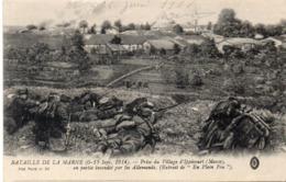 Bataille De La Marne (6, 13 Sep. 1914) Prise Du Village D' IPPECOURT (Muse)  (117684) - War 1914-18
