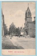 Calfort : Kerk En Baan Naar Puers - Puurs
