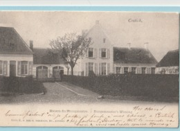 Contich : Maison Du Bourgmestre - Kontich