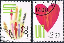 2013 - O.N.U. / UNITED NATIONS - VIENNA / WIEN - POSTA ORDINARIA / DEFINITIVE. USATO - Vienna – International Centre