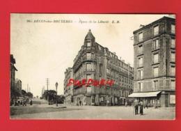 92 Hauts De Seine BECON LES BRUYERES Place De La Liberté - Autres Communes