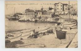 MARSEILLE - LA VIEILLE CHAPELLE - Le Port Des Barques - Marseille