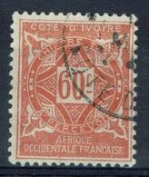 Ivory Coast, Postage Due, 60c., 1915, VFU - Ivory Coast (1892-1944)
