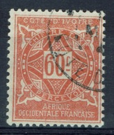 Ivory Coast, Postage Due, 60c., 1915, VFU - Costa D'Avorio (1892-1944)