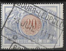 C0.341: BOURG-LEOPOLD:TR30: Type C-s_r.... Wat Korte Tanden.. - 1895-1913