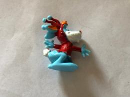 FIGURINE PUBLICITAIRE YOPLAIT LE ROYAUME SURPRIZ DING DONG - Figurines