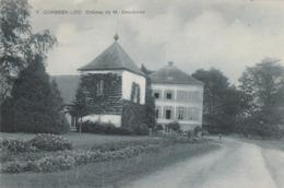 Coorbeek-Loo. Château De M. Dieudonné.  S.V.P   Scan - Autres