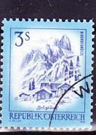 Österreich Austria Autriche - Bischofsmütze Im Dachsteinmassiv, Salzburg (MiNr: 1596) 1978 - Gest Used Obl - 1971-80 Used