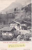 CPA :  14 X 9  -  Vallée Du Petit-Bornand  - La Scierie De Termine - Sonstige Gemeinden