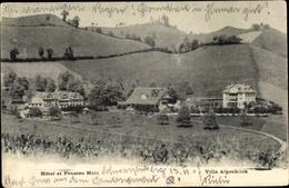 Cp Schwarzenberg Kt. Luzern Schweiz, Hotel Matt, Villa Alpenblick - LU Lucerne