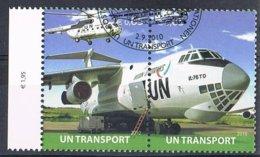 2010 - O.N.U. / UNITED NATIONS - VIENNA / WIEN - TRASPORTI DELLE NAZIONI UNITE / UNITED NATIONS TRANSPORT. USATO - Vienna – International Centre