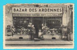 CPSM ROCHEFORT JEMELLE / Magasin LE BAZAR DES ARDENNES - Petite Anim. Ed. Arduenna Marche - 2 Scans - Rochefort