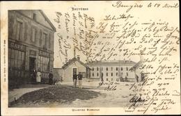 Cp Bruyeres Vosges, Quartier Barrazan - France